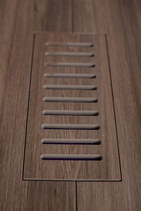 aod porcelain vent cover made to match corte walnut