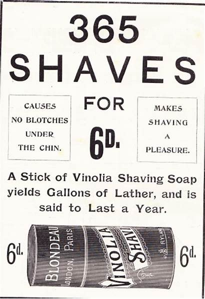 Century 19th Shaving Advertisements Victorian London Soap
