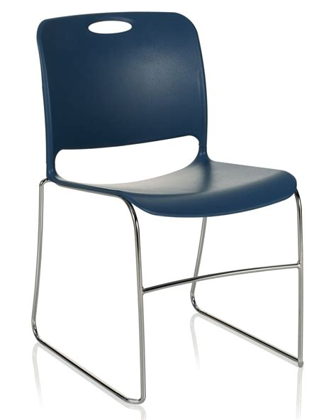 maestro high density stacking chair