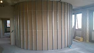 Doubler Un Mur En Placo Sur Rail : isolation entreprise marconnet bonnet ~ Dode.kayakingforconservation.com Idées de Décoration