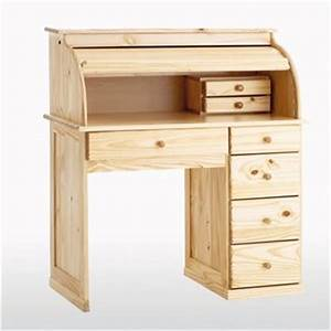 Bureau En Pin : bureau pin massif acheter ce produit au meilleur prix ~ Teatrodelosmanantiales.com Idées de Décoration