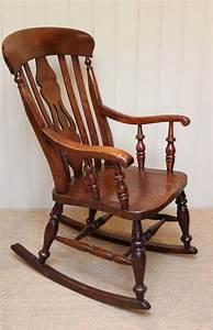 Farmhouse, Rocking, Chair
