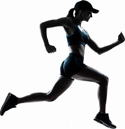 Running Woman Clipart Jogging Clip Person Fitness