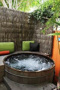 Small Yard Ideas Pictures With 10 Seat Jacuzzi