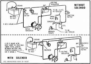 Delco Remy 6 Volt Wiring Diagram