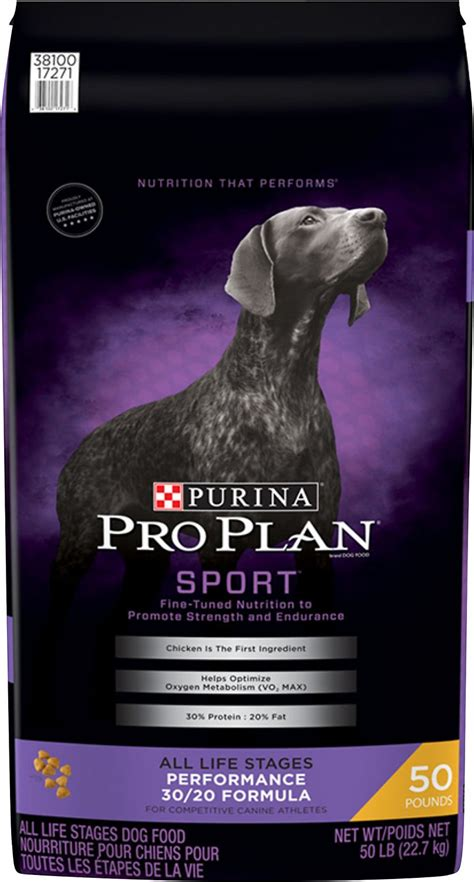 purina pro plan sport high protein performance