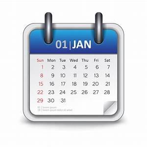 Calendar icon vector Free Download - CdrAi
