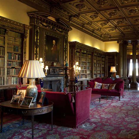 Downton Abbey Highclere Castle Interiors Tour  Ideal Home