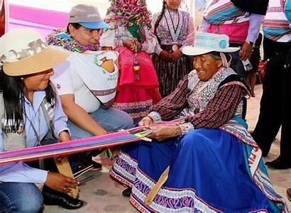 Cultural Identidad Arequipa Fortalece Saberes Comunal Productivos
