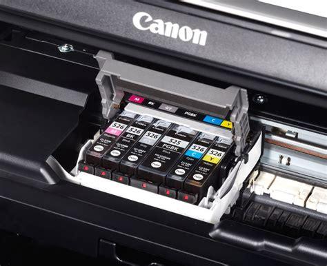 dTest Canon Pixma MG6250  výsledky testu tiskáren