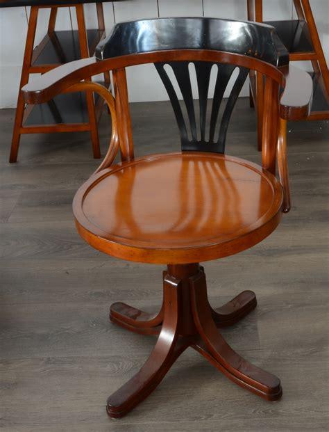 bureau marine ancien fauteuil de bureau marine en bois