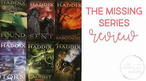 The Missing Series Review A Series By Margaret Peterson