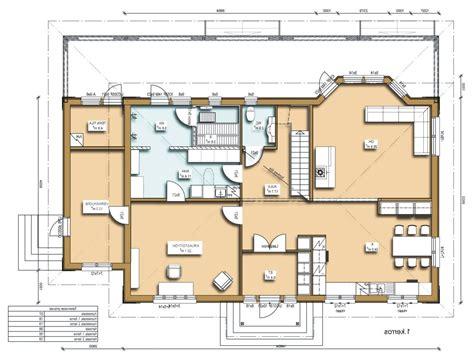 bi level floor plans modified bi level house plans escortsea