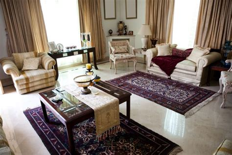 Living Rooms Around The World