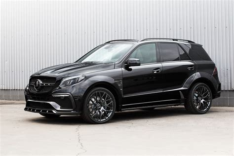 Gle features and design highlights. Mercedes-Benz GLE Wagon 43 AMG INFERNO - Black / TopCar