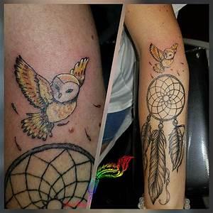 Attrape Reve Tatoo : tattoo trait perso mes tatouages ~ Nature-et-papiers.com Idées de Décoration