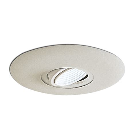 6 inch recessed lighting trim 6 inch recessed trim surface adjustable gimbal with baffle
