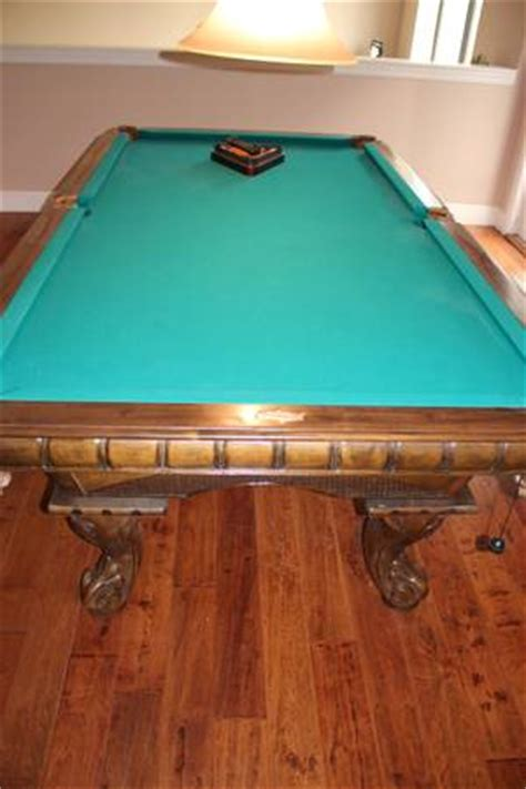 american heritage pool table for sale used pool tables for sale orlando florida orlando