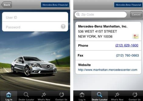 Los angeles office ehline law firm personal injury attorneys, aplc 633 west 5th street #2890 los angeles, ca 90071 navigation. Mercedes-Benz collects $2.5 million in lease and loan payments through mobile apps - IntoMobile
