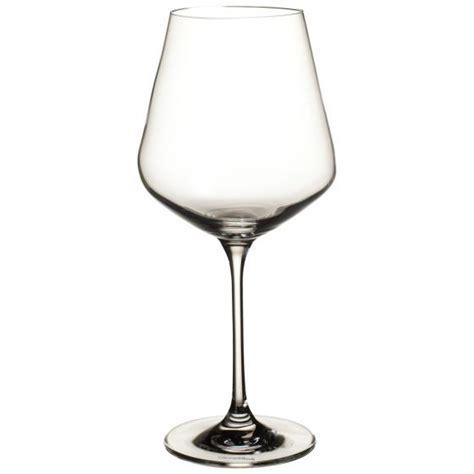 villeroy boch bicchieri la divina bicchiere da rosso villeroy boch