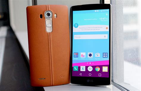 lg 4 mobile lg g4 on review mobile phones direct