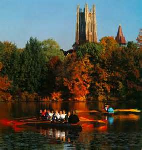 Wellesley College Lake