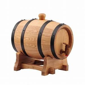 Tonneau En Bois : achetez en gros le baril en bois en ligne des grossistes ~ Melissatoandfro.com Idées de Décoration