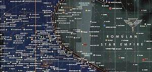 Insanely Detailed Map of Star Trek's Planets | WIRED