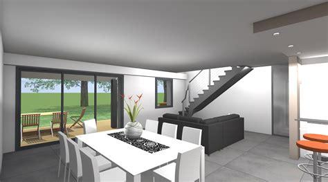 amenagement interieur cuisine amenagement interieur maison neuve avie home