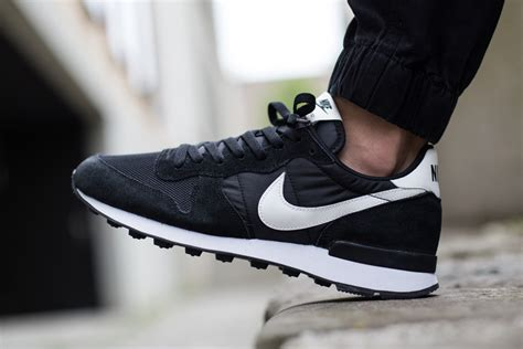 nike internationalist black white neutral grey sneaker bar detroit