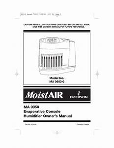 Ma 0950 Manuals