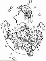 Coloring Pages Rainbow Brite Bright Colouring Sheets Friend Cartoon Dear Printable Characters Majuu sketch template