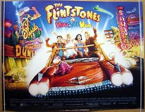 Flintstones In Viva Rock Vegas (The) - Original Cinema ...