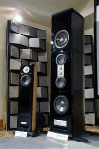 Audio Tower Speakers