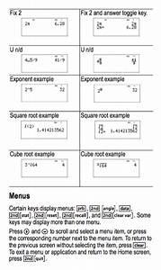 Texas Instruments Ti-30xs Calculator User U0026 39 S Guide
