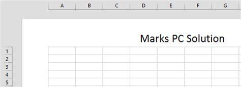 fast  divide excel worksheet  pages