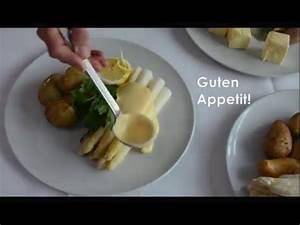 Hollandaise Selber Machen : sauce hollandaise selber machen vom profikoch erkl rt einfach nachgekocht youtube ~ Frokenaadalensverden.com Haus und Dekorationen
