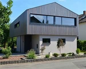 Modernes Haus Mit Satteldach : modernes haus mit satteldach ideen design bilder ~ Orissabook.com Haus und Dekorationen