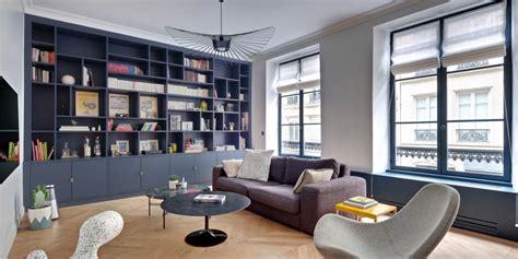 décoration appartement moderne avant apr 232 s un appartement parisien sublim 233 par une d 233 coration moderne