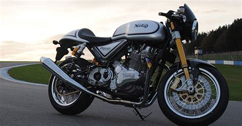 Priced At 23 Lakh, 2018 Norton Commando 961 Cafe Racer