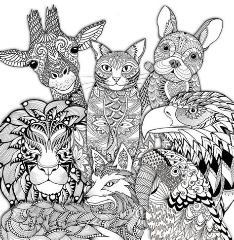 150+ Latest Adult Coloring Pages Free Download