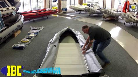 Zodiac Boat Floor Assembly by Zodiac Mk2 Classic Assembly 20 Minutes Bo