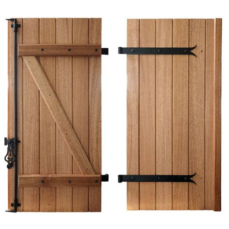 volets bois 224 lames verticales ou persiennes batiproduits