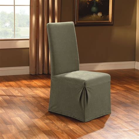 fit stretch dining room chair slipcover ebay