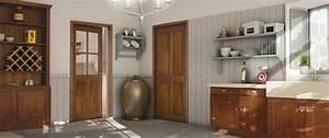 Porte Maison Interieur : bien choisir sa porte de service ~ Teatrodelosmanantiales.com Idées de Décoration