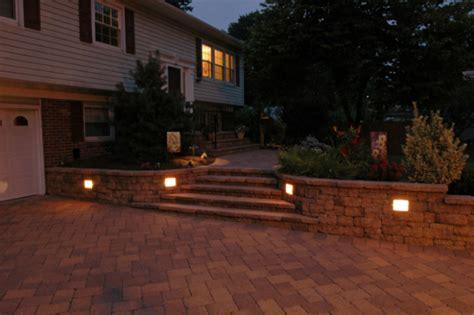 kerr lighting garden wall retaining wall lights sek