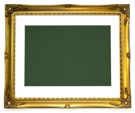 17 Photo Frame Templates Images  Gold Frame Templates