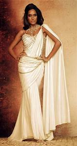white indian wedding dress indian weddings trousseau by With sari wedding dress