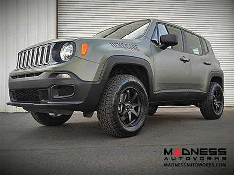 Jeep Renegade Modification by Jeep Jeep Renegade Lift Kit 2 0 Madness Autoworks