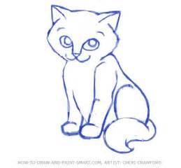 how to draw a cat how to draw a cat